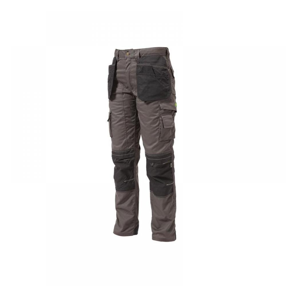 Apache Black & Grey Holster Trousers Waist 42in Leg 31in