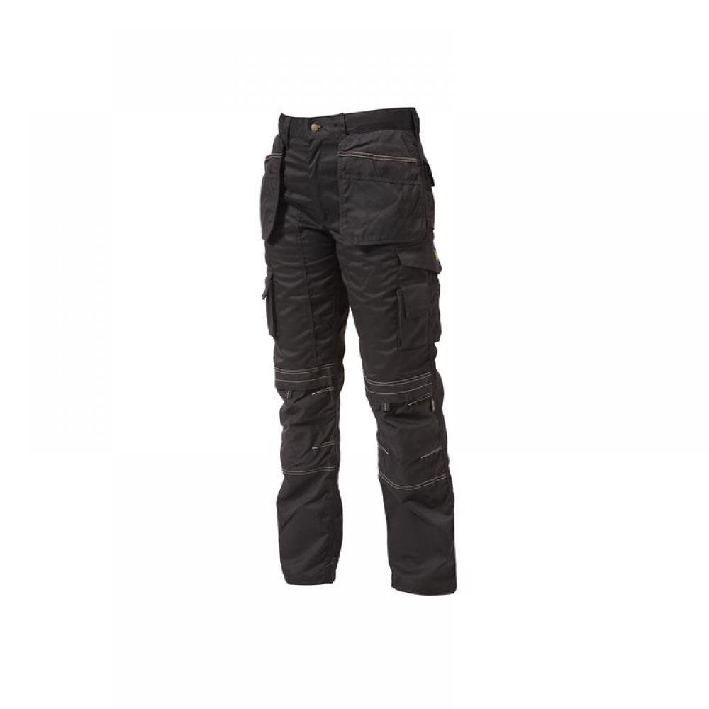 Apache Black Holster Trousers Waist 32in Leg 31in