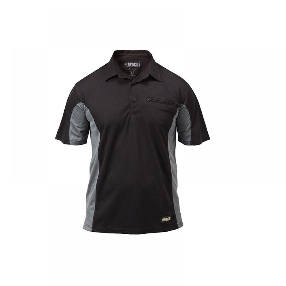 Apache Dry Max Polo T-Shirt - XXL (52in)
