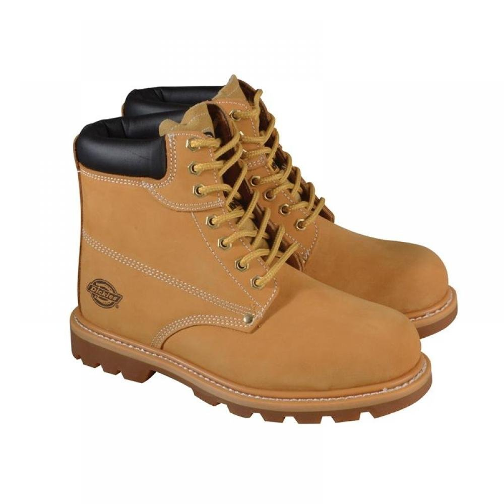 Dickies Cleveland Honey Super Safety Boots UK 10 EUR 44