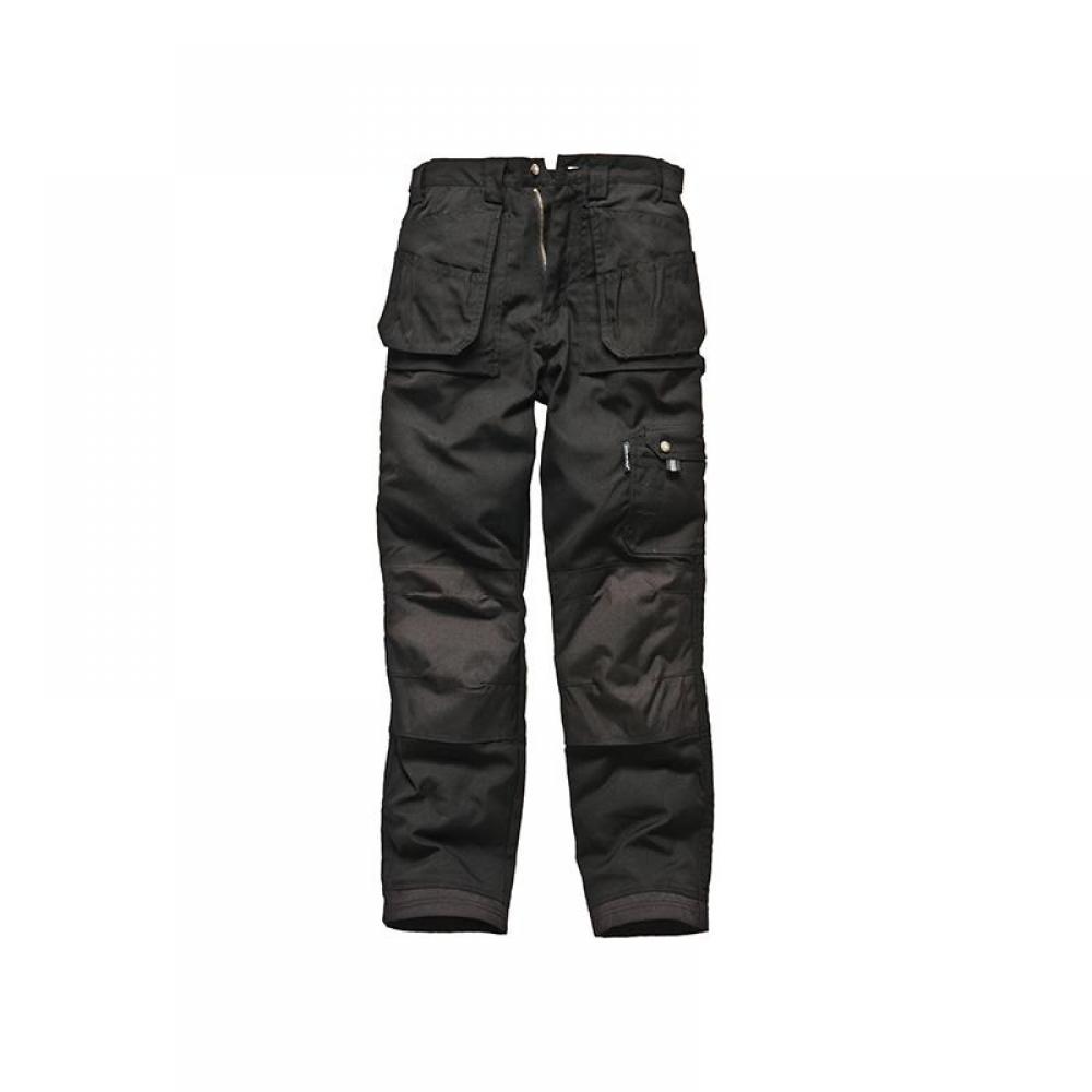 Dickies Eisenhower Trousers Black Waist 42in Leg 33in