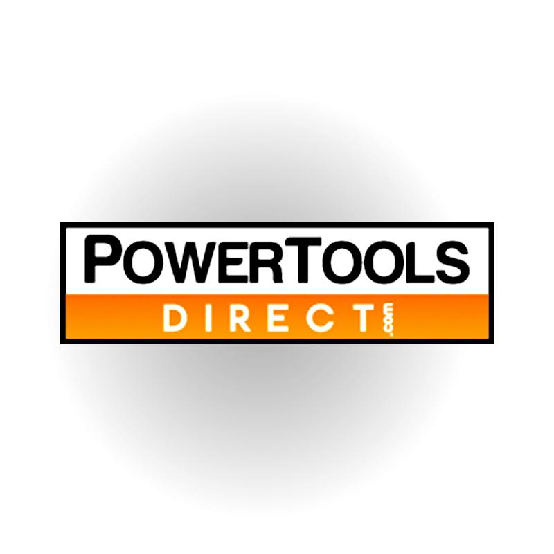 Faithfull Aluminium Oxide Sanding Paper Roll Green 100mm x 50m 120G