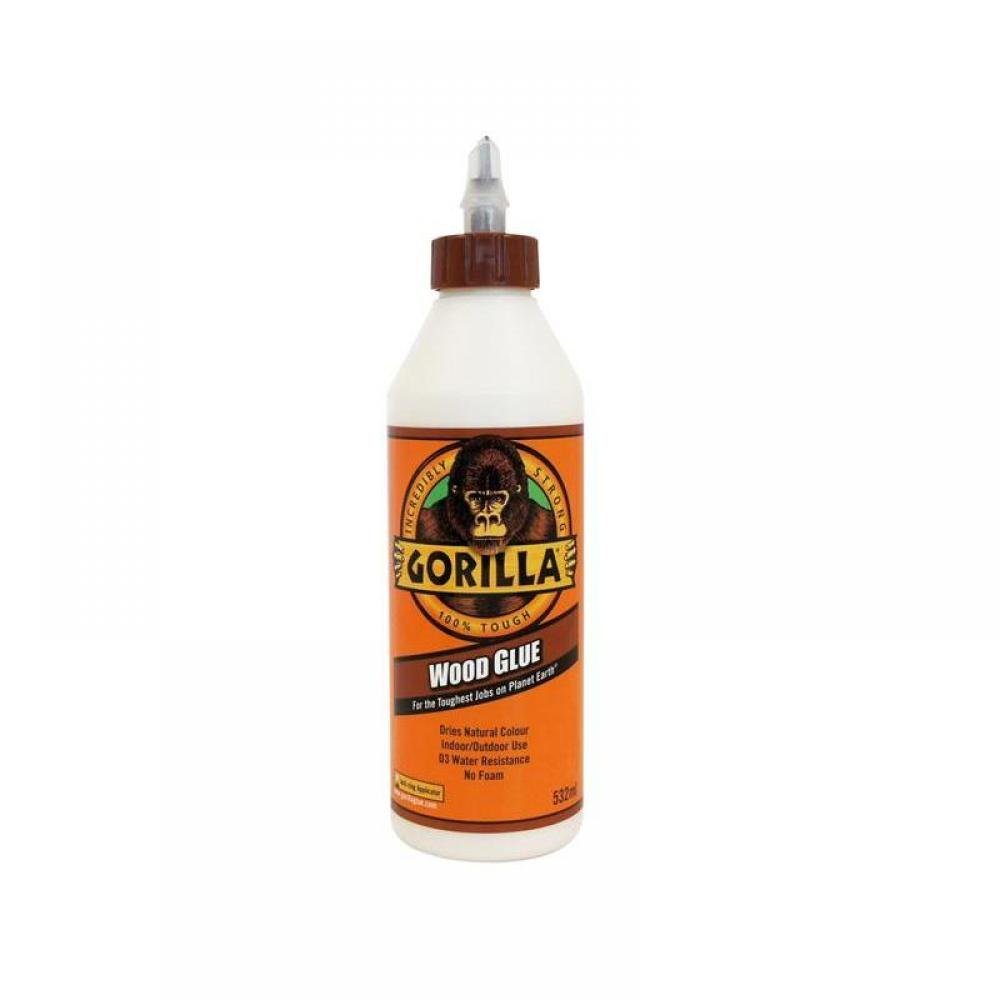 Gorilla Glue Gorilla PVA Wood Glue 532ml