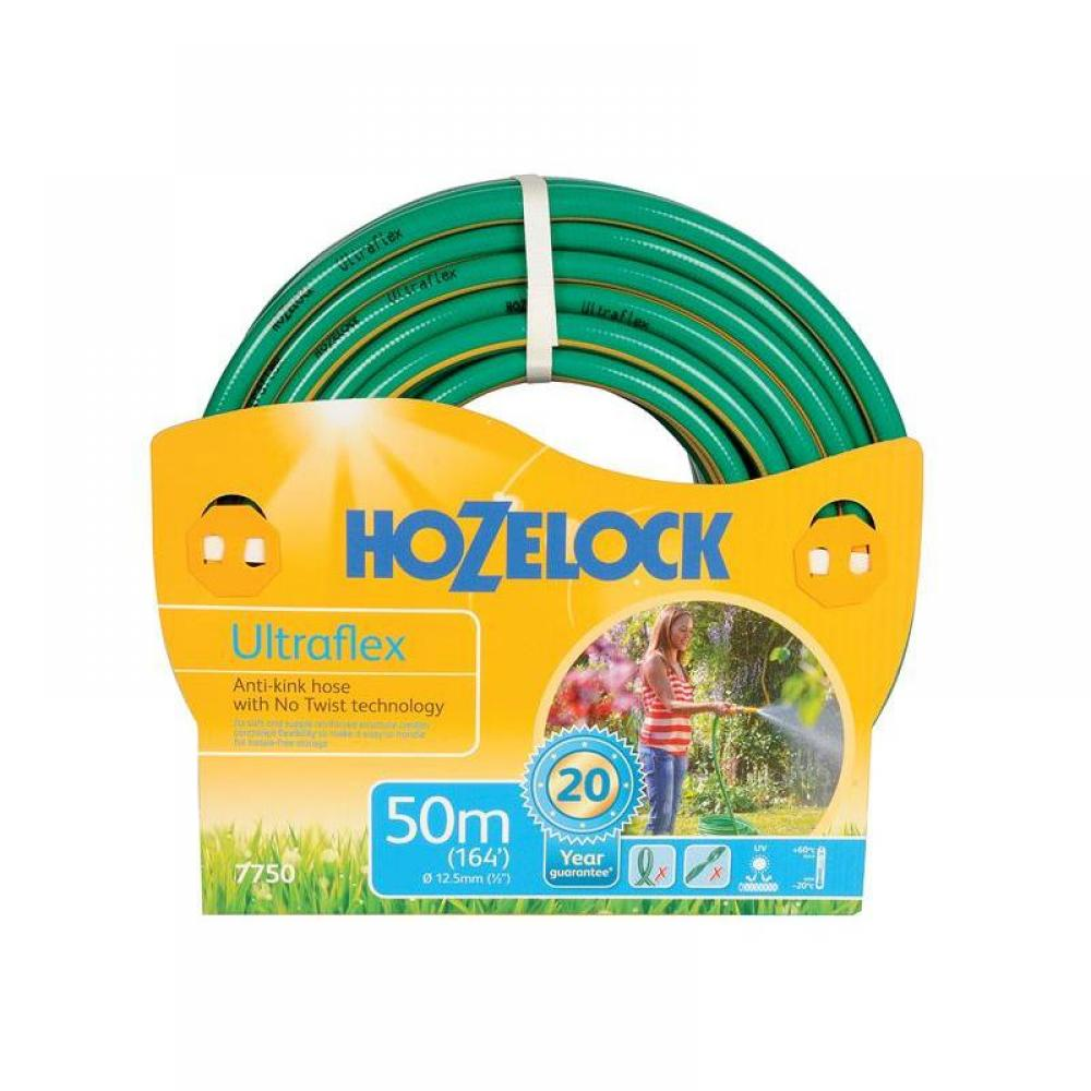 Hozelock Ultraflex Hose 50m 12.5mm (1/2in) Diameter