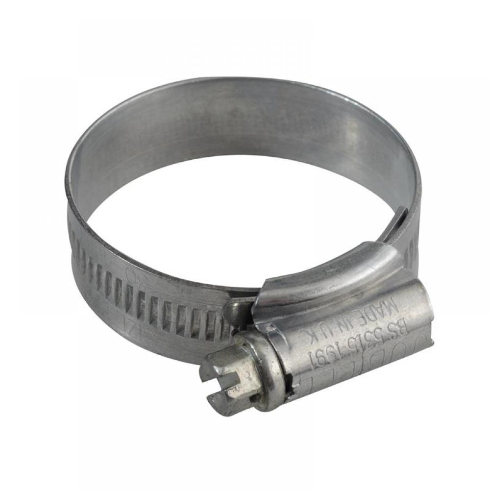 Jubilee 1X Zinc Protected Hose Clip 30 - 40mm (1.1/8 - 1.5/8in)