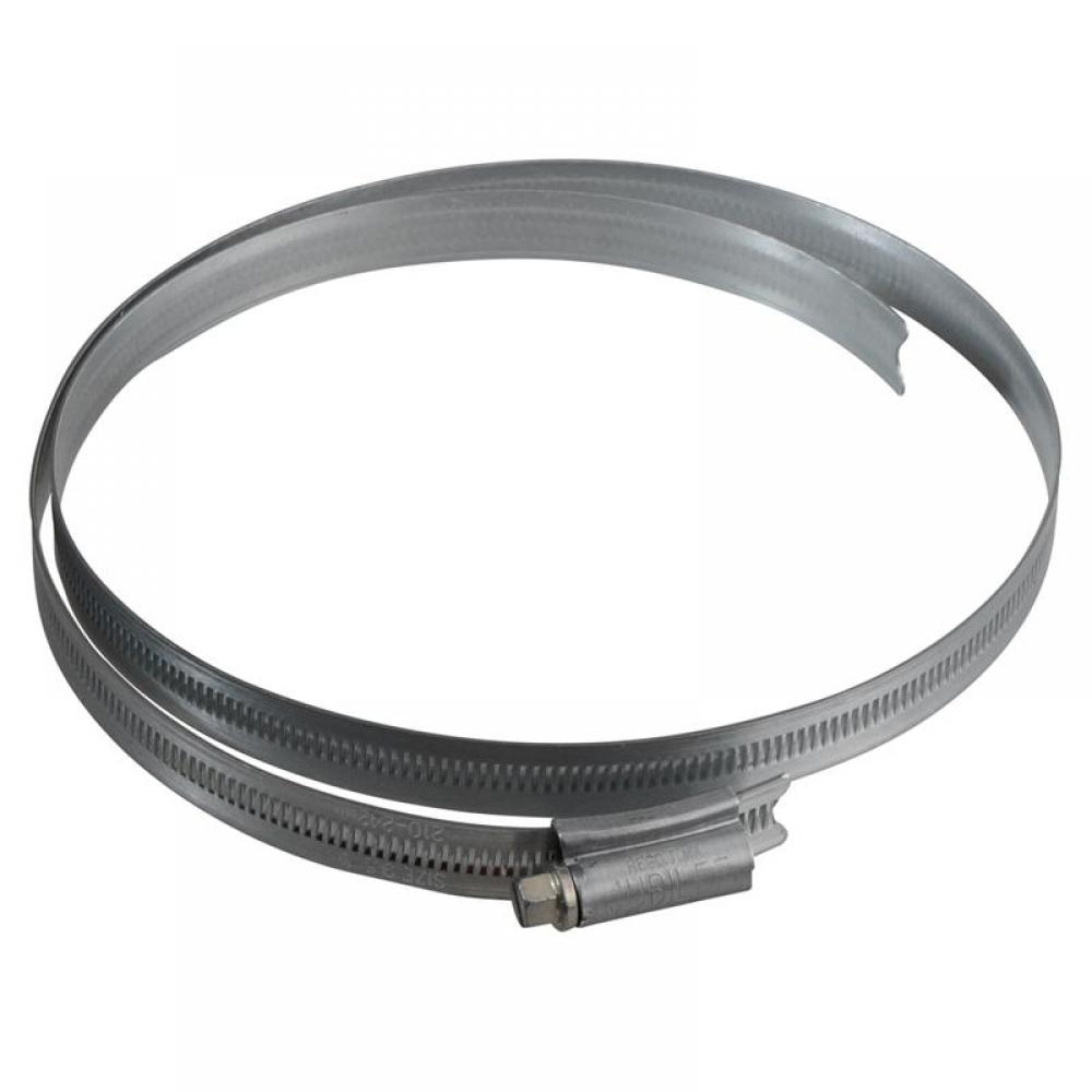 Jubilee 9.1/2in Zinc Protected Hose Clip 210 - 242mm (8.1/4 - 9.1/2in)