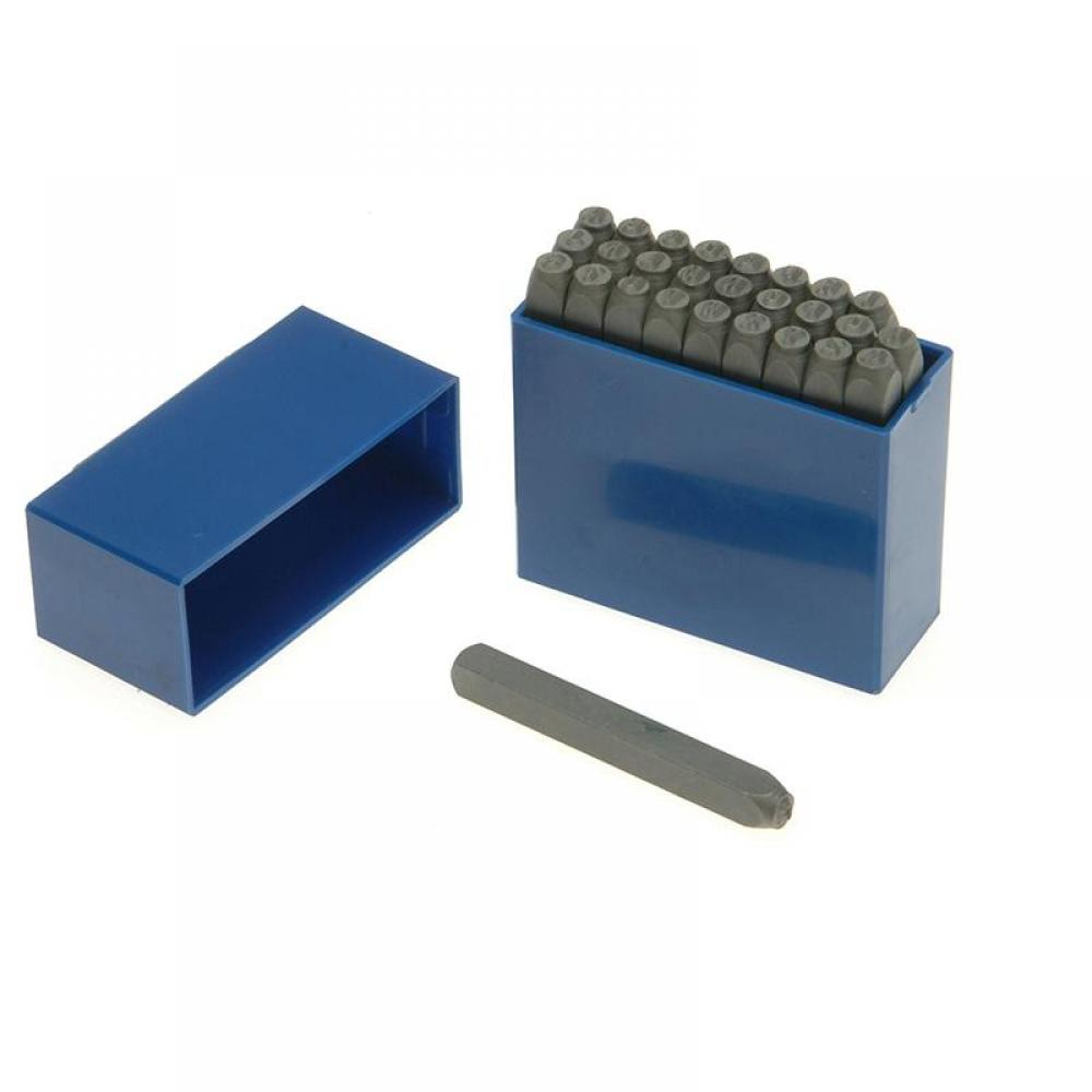 Priory 181- 12.0mm Set of Letter Punches 1/2in