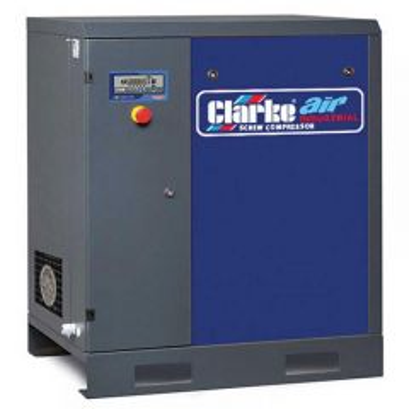 Clarke CXR60 60HP Industrial Screw Compressor 2456620