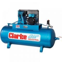 Clarke XE18/200 WIS 3 Phase Air Compressor (400V) 2092292