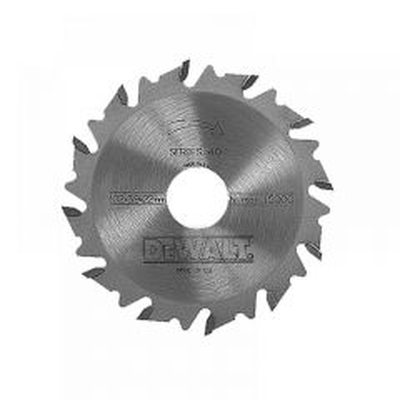 DeWalt DT1306 Extreme Biscuit Jointer Blade 102 x 22 x 12 Tooth DT1306-QZ