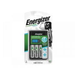 Energizer 1 Hour Charger plus 4 x AA 2300 mAh Batteries S623