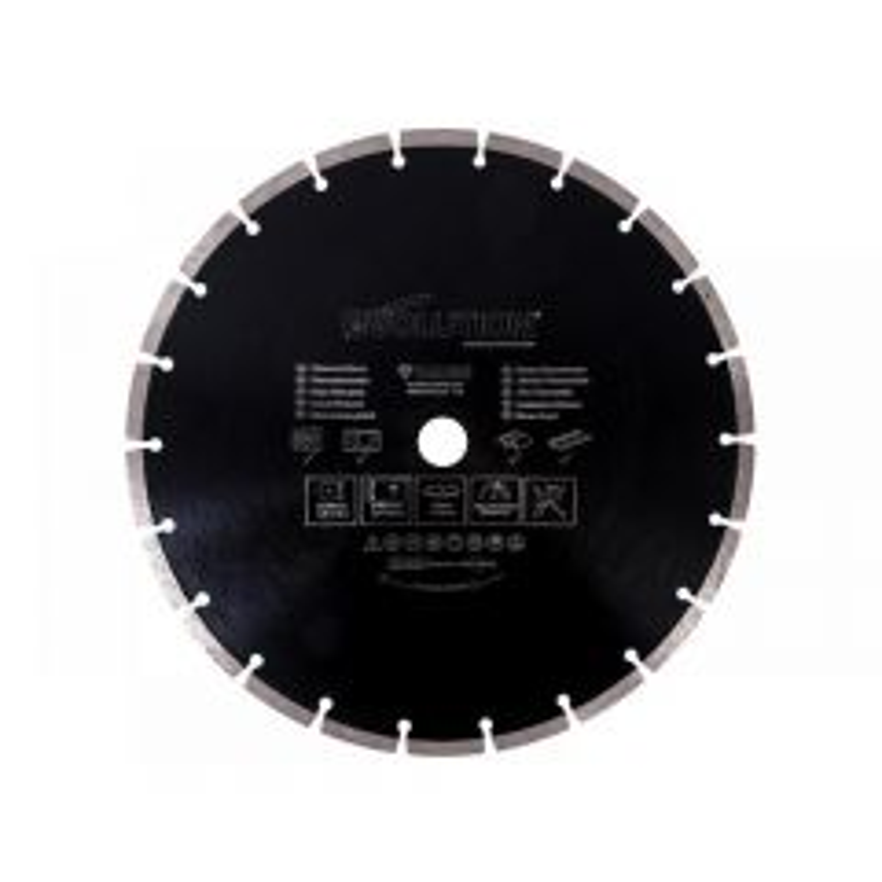 Evolution RAGE Diamond Segmented Blade 305 x 22.2mm