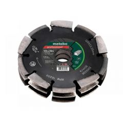 Metabo Multi Row Professional UP Universal Wall Chaser Blade Range