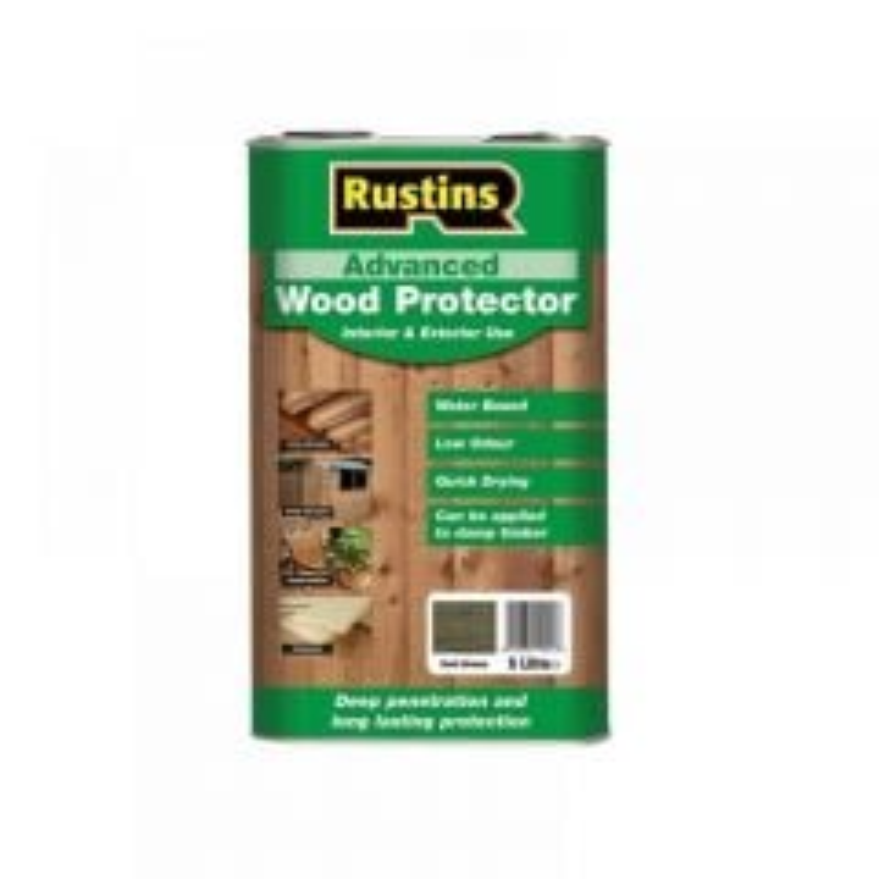 Rustins Advanced Wood Protector Range