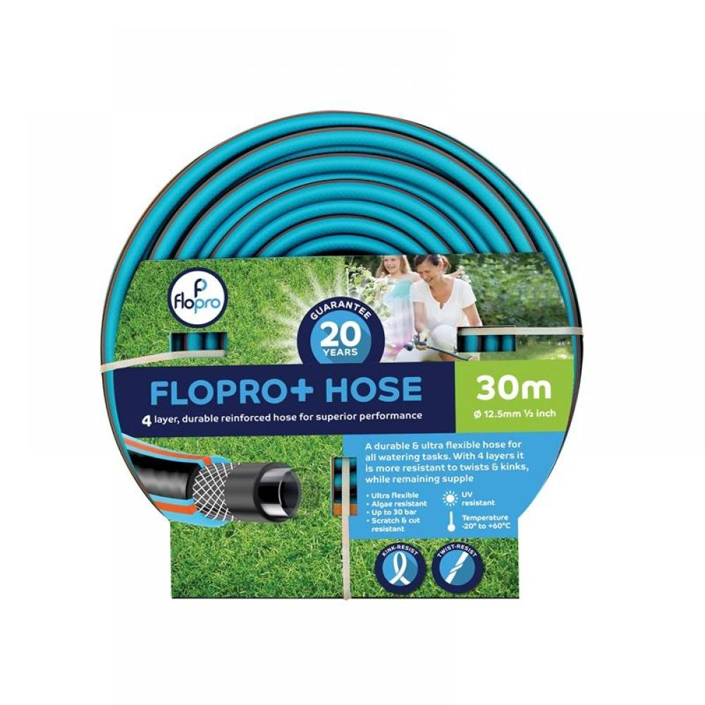 Flopro+ Hose 30m 12.5mm (1/2in) Diameter