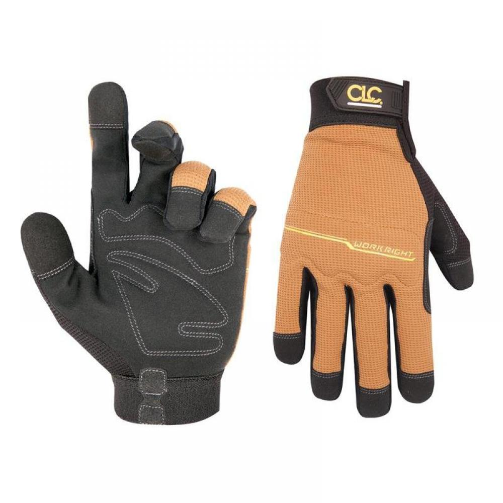 Kunys Workright Flex Grip Gloves - Medium