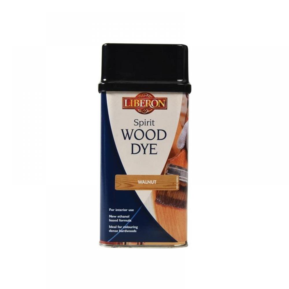 Liberon Spirit Wood Dye Walnut 250ml