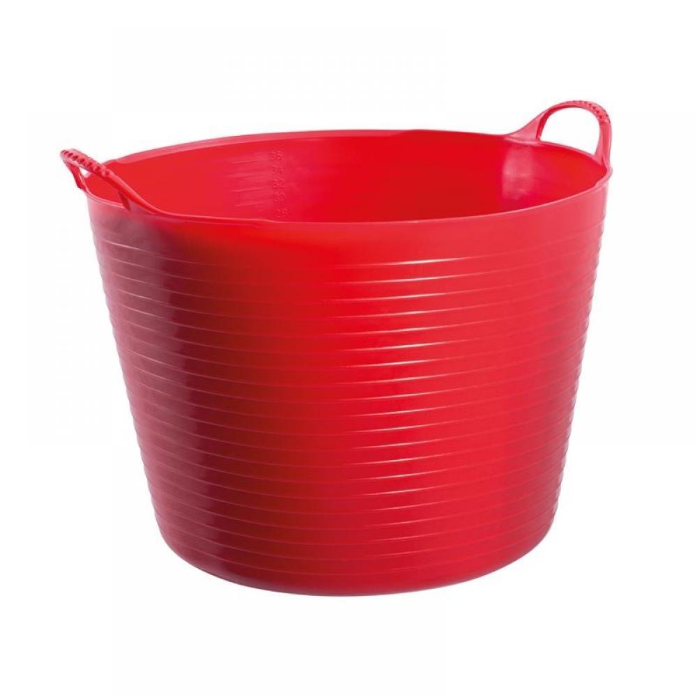 Red Gorilla Gorilla Tub 26 litre Medium - Red
