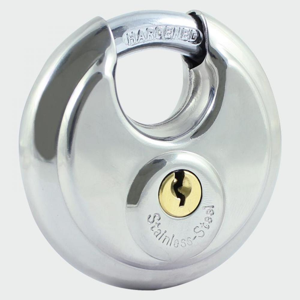 TIMco Disc Padlock 70mm Blister Pack qty 1